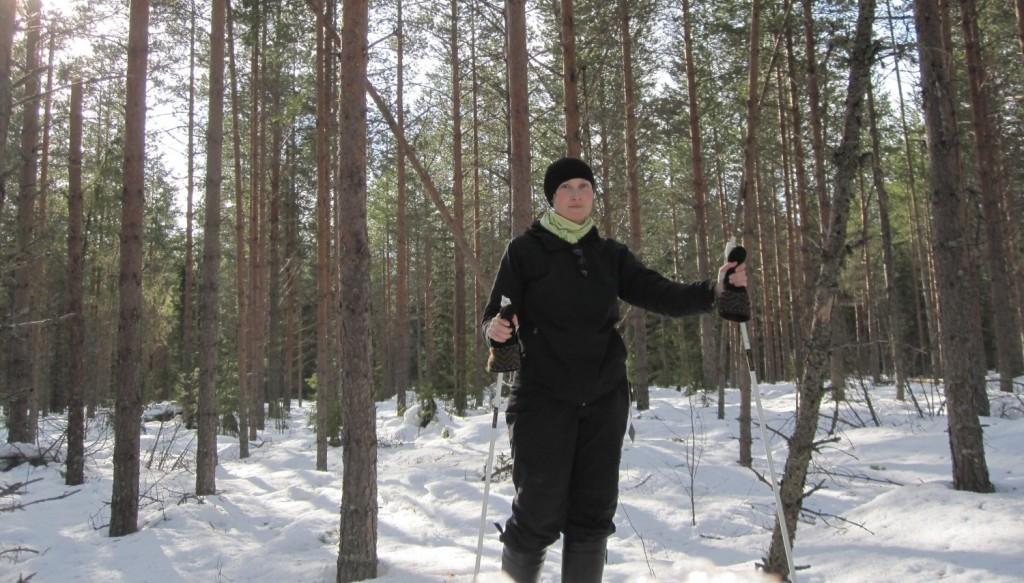Silja metsässä