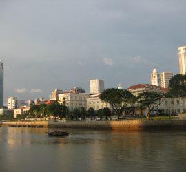 Tasapuolisuuden nimissä kuva Singaporesta, joka on muuten myös aikamoisen kiva asuinpaikka.