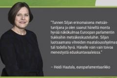 Heidin näkemys