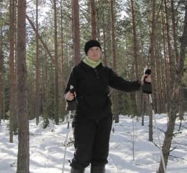 Metsänomistaja Silja